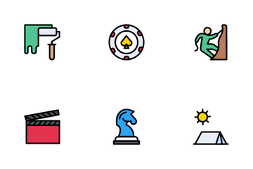 Hobby Icon Pack