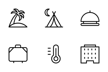 Holiday Vector Icons Icon Pack