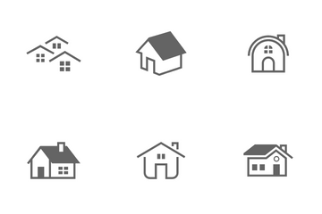 Home And House Icon Pack