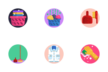 Home And Office Icon Pack