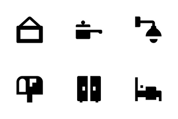 Home Appliances Vol 1 Icon Pack