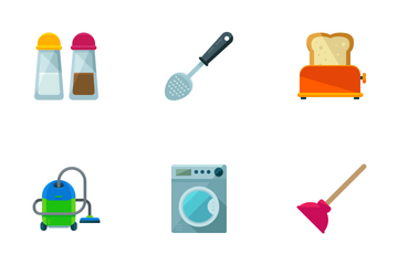Home Appliances Vol 2 Icon Pack