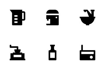 Home Appliances Vol 3 Icon Pack