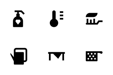 Home Appliances Vol 4 Icon Pack