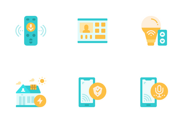 Home Automation Icon Pack