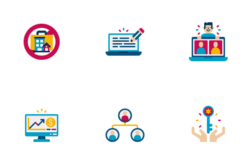 Home Based Business Icon Pack