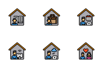 Home Office Icon Pack