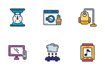 Home Stuff Icon Pack