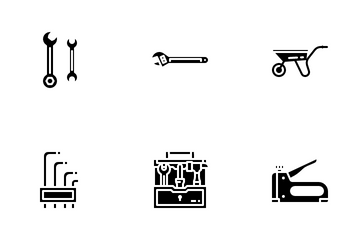 Home Tools Icon Pack