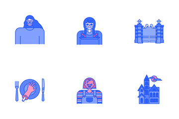 Horror Icon Pack