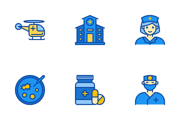 Hospital Icon Pack