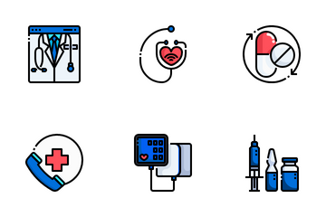 Hospital Vol 1 Icon Pack
