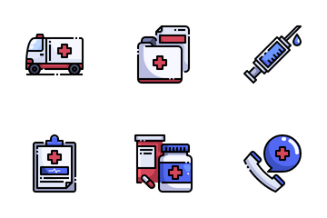 Hospital Vol 2 Icon Pack
