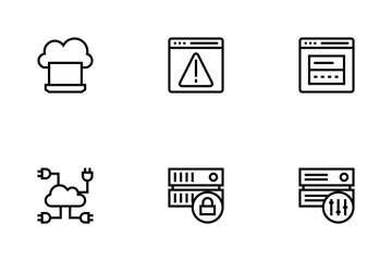 Hosting Icon Pack