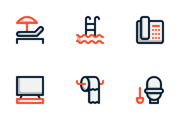 Hotel Icon Pack