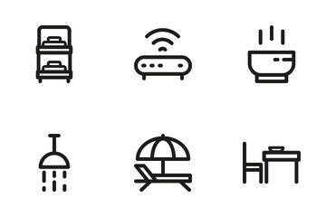 Hotel 2 Icon Pack