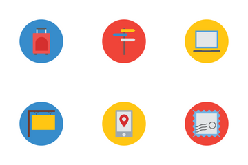 Hotel And Restaurant Vector Icons Icon Pack