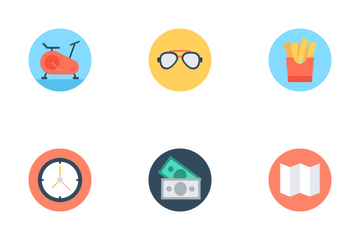 Hotel And Services 2 Icon Pack