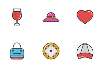 Hotel And Travel 1 Icon Pack