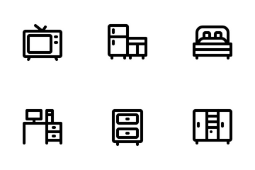 Hotel/Home Icon Pack