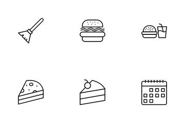 Hotel & Restaurant   Vol 1 Icon Pack