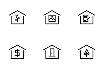 House Elements Vol. 1 Icon Pack