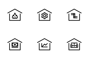 House Elements Vol. 2 Icon Pack