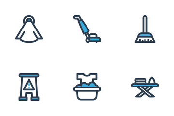 House Keeping Icon Pack