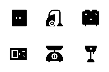 Household Appliances Thirty Two - Pon Icon Pack
