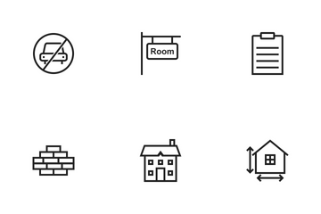 Housing Icon Pack
