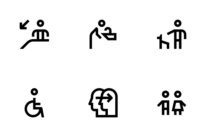 Human Icon Pack