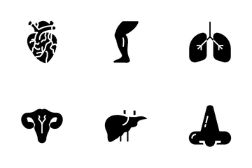 Human Body Icon Pack