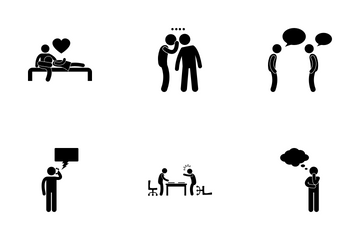 Human Emotions Icon Pack