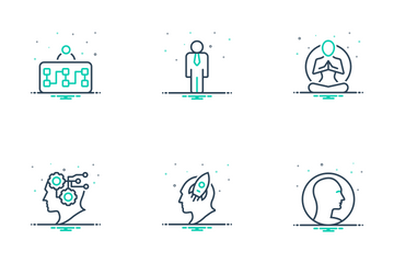 Human Features Icon Pack