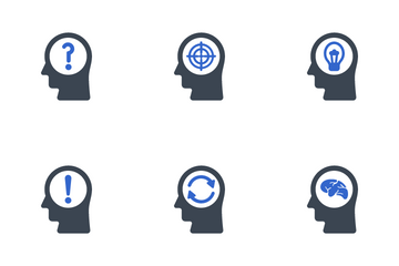 Human Psychology Icon Pack