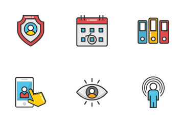 Human Resource 1 Icon Pack