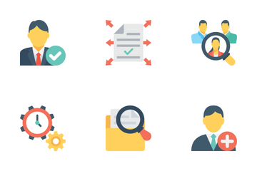 Human Resources 3 Icon Pack