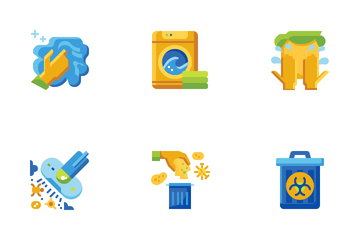 Hygiene Icon Pack