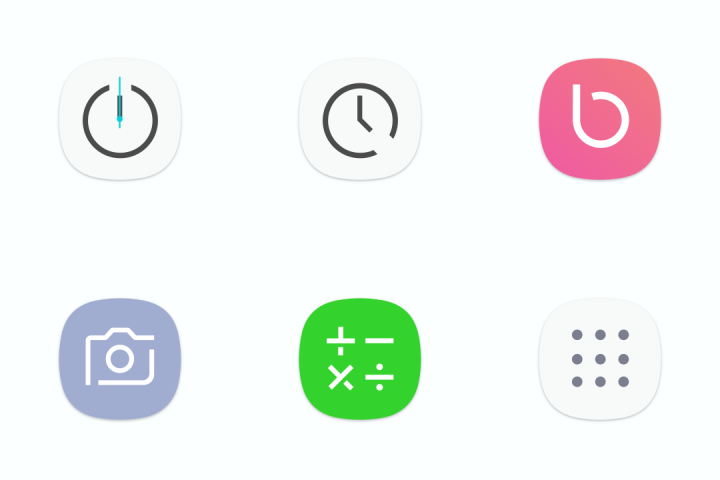 Download ICON For Galaxy S8 | S8+ (FREE) Icon pack