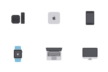 Iconize: Apple Devices Freebies Icon Pack