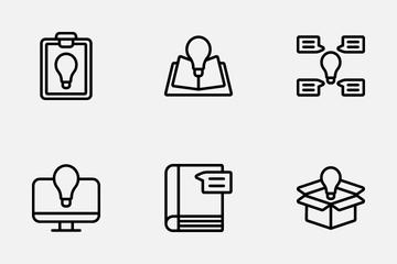 Idea Icon Pack