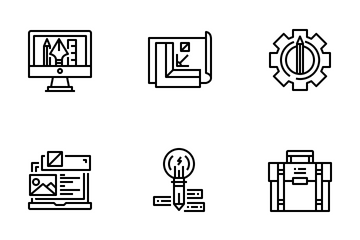 Idea And Creativity  Icon Pack