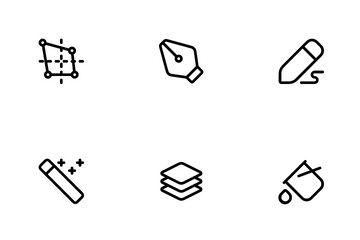 Image Editing Icon Pack
