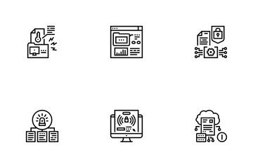 Incident Management Icon Pack