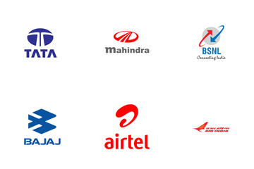 Indian Companies Logo Icon Pack