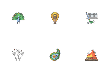 Indian Culture Icon Pack