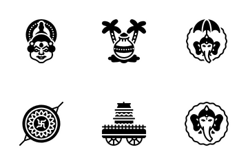Indian Festival Icon Pack