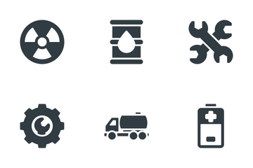Industrial 1 Icon Pack