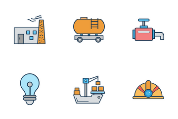 Industrial Icon Pack