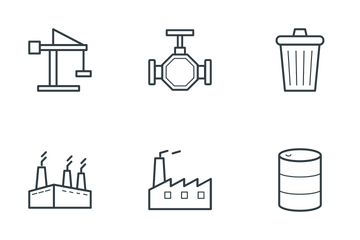 Industrial 2 Icon Pack